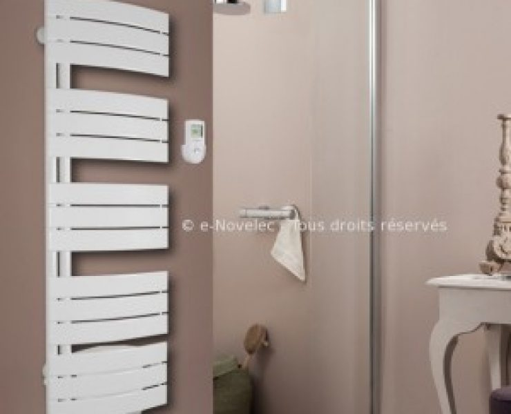 Seche serviette brico depot seche serviette doris with for Radiateur porte serviette salle de bain