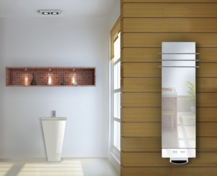 radiateur electrique seche serviette cool elba mixtee w delta calor with radiateur electrique. Black Bedroom Furniture Sets. Home Design Ideas