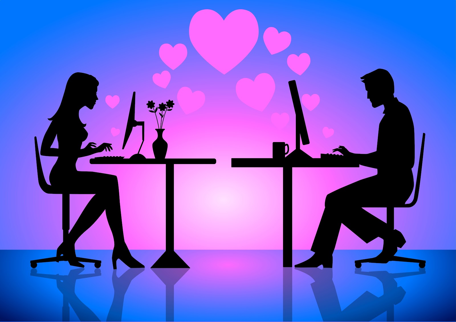 sample email for online dating