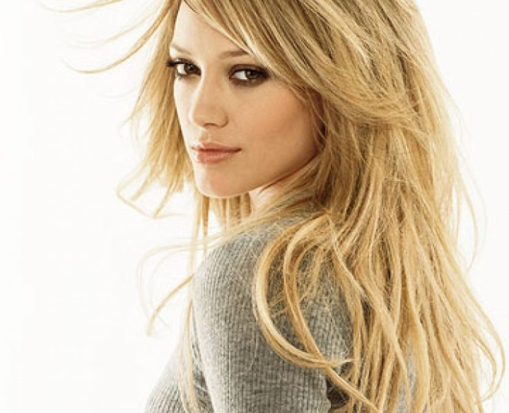 Coupe blonde cheveux long