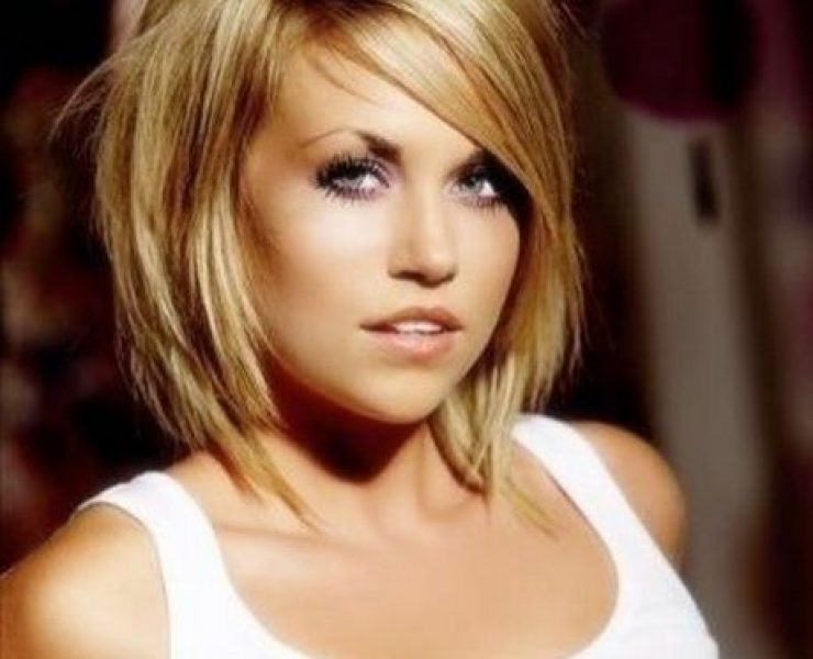 Coupe cheveux femme forte