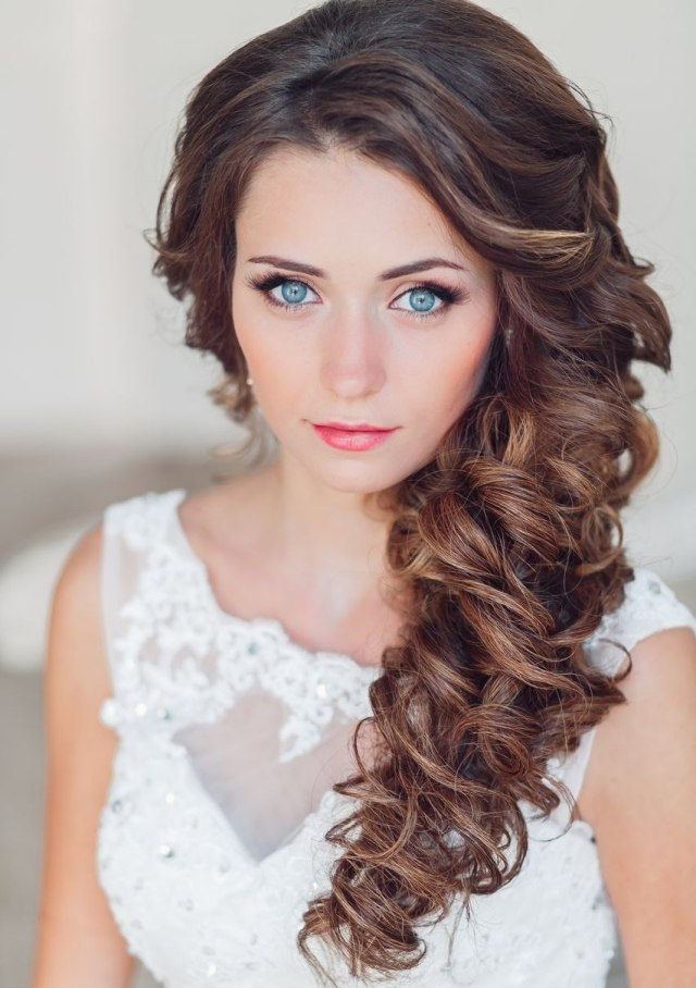 coupe cheveux long mariage